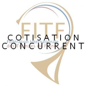 Cotisation Concurrent FITF
